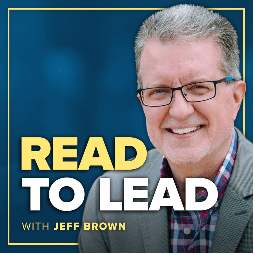 Joel's Interview on The Read to Lead Podcast